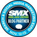 Blog Partner a SMX Milan 2015