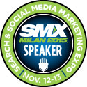 Speaker ad SMX Milan 2015