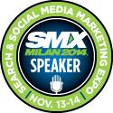 Relatore a SMX Milano 2013