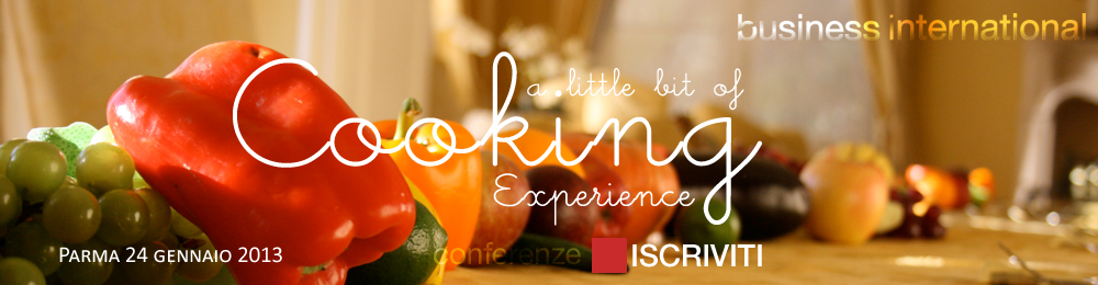 Marketing & Cooking Experience