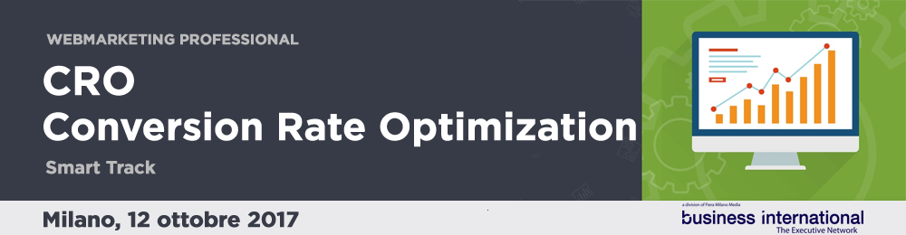 CRO - Conversion Rate Optimization