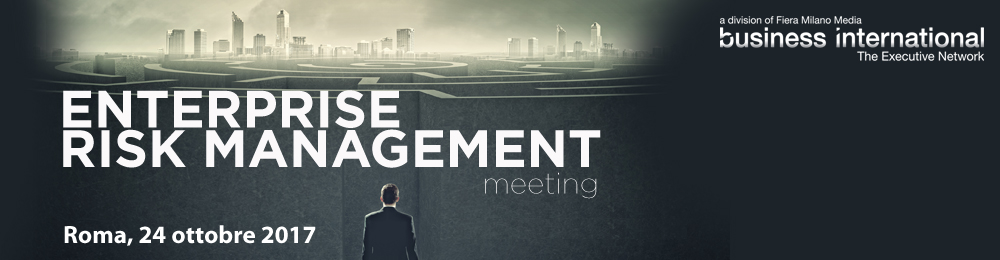 Enterprise Risk Management Meeting