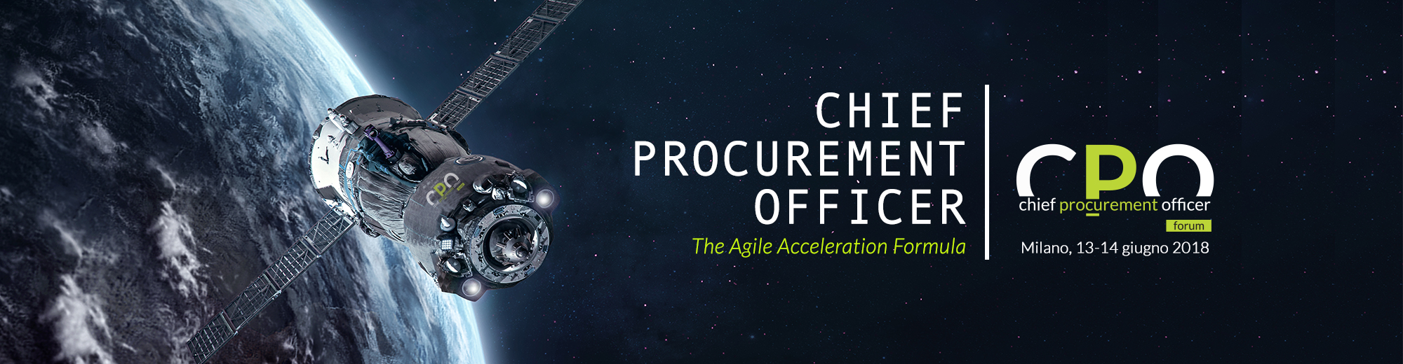 CPO - Chief Procurement Officer Forum