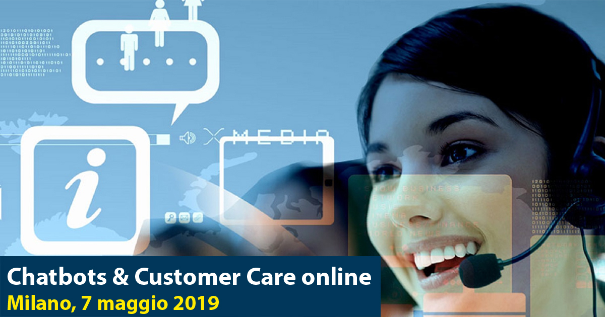 Chatbots & Customer care online