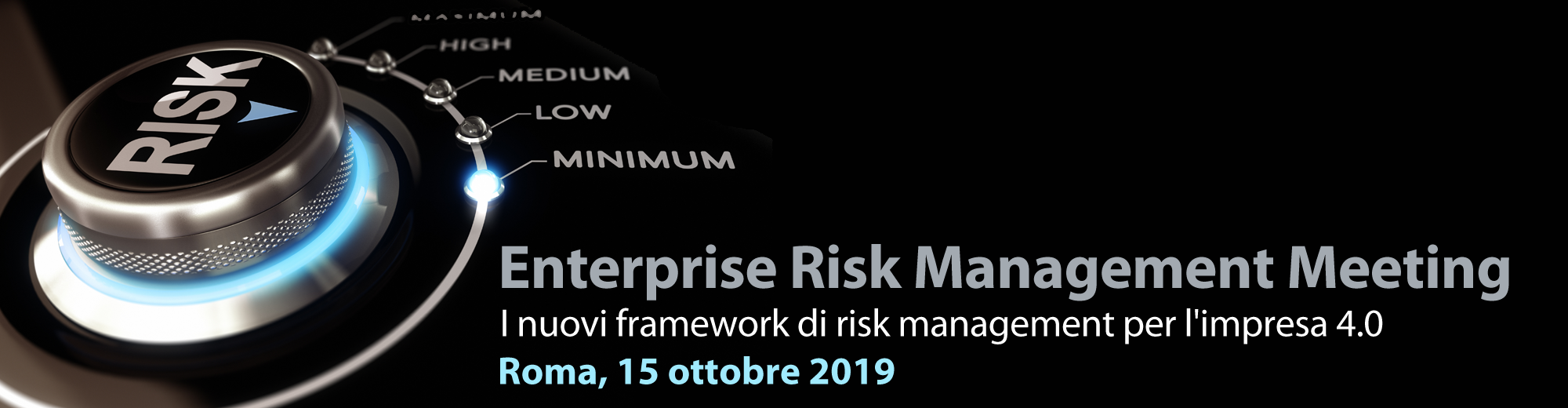 Enterprise Risk Management 2019