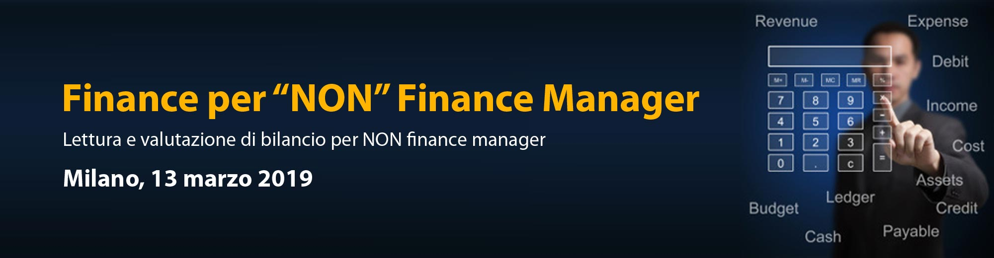 Finance per NON Finance Manager