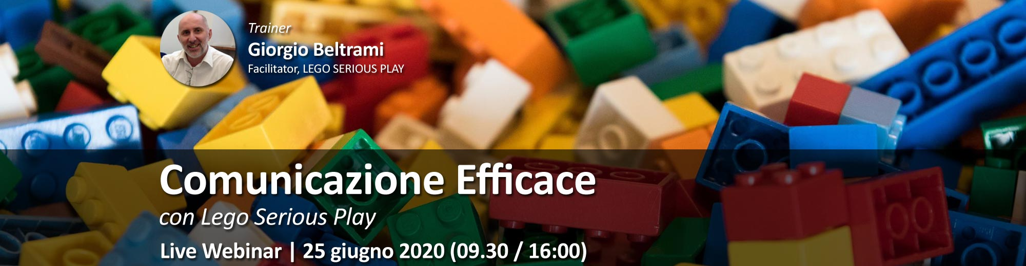 Comunicazione Efficace con Lego Serious Play