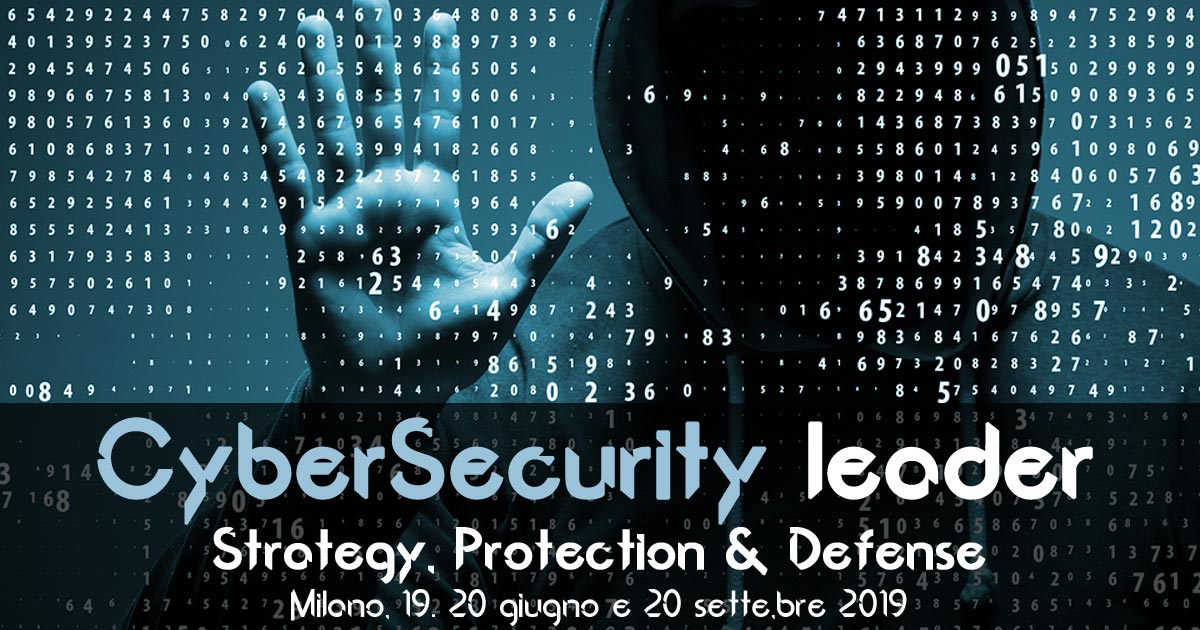 CyberSecurity leader