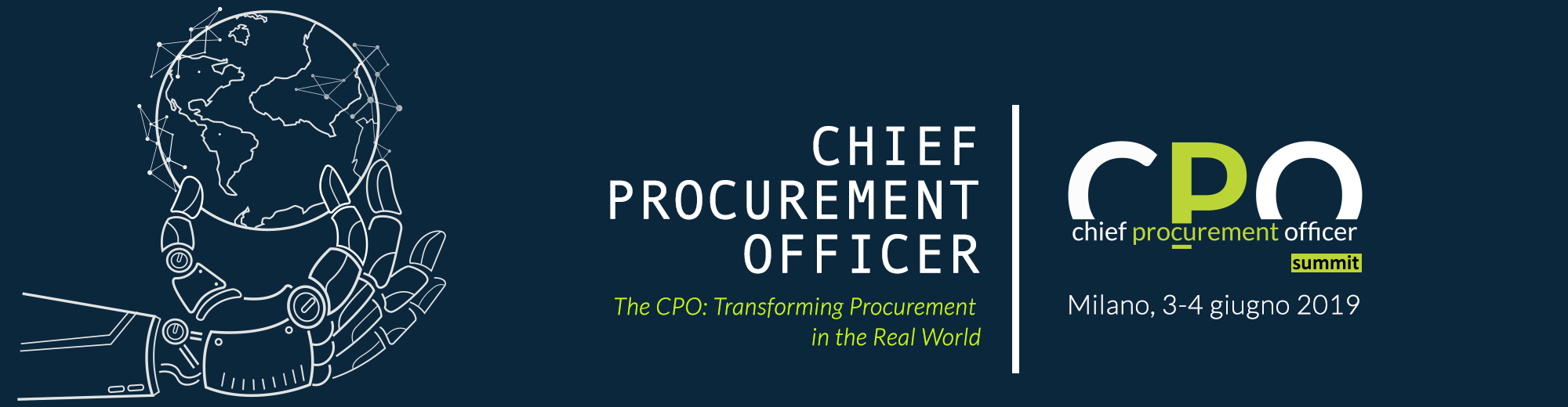CPO - Chief Procurement Officer Summit