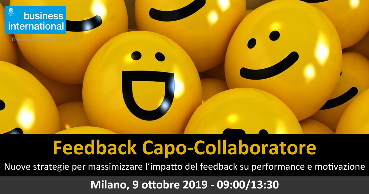 Feedback Capo-Collaboratore