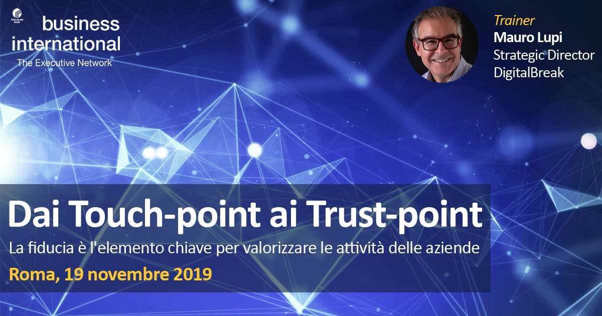 Dai Touch-point ai Trust-point