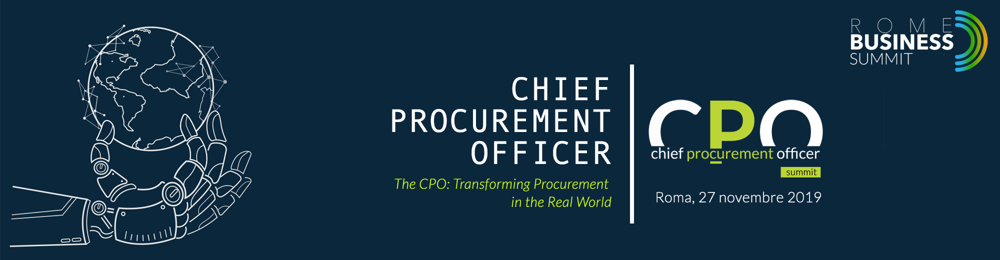 RBS - Chief Procurement Officer Summit