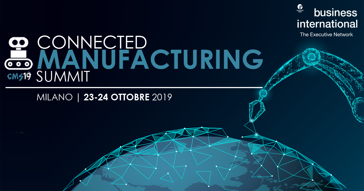 Connected Manufacturing Summit