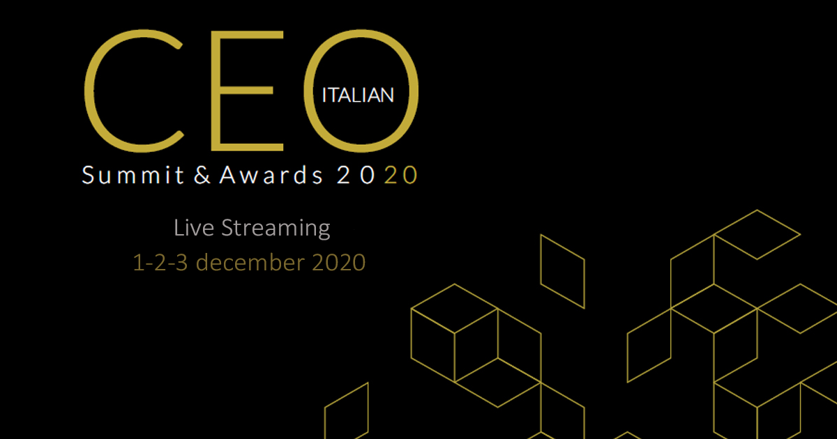 CEO Italian Summit & Awards 2020