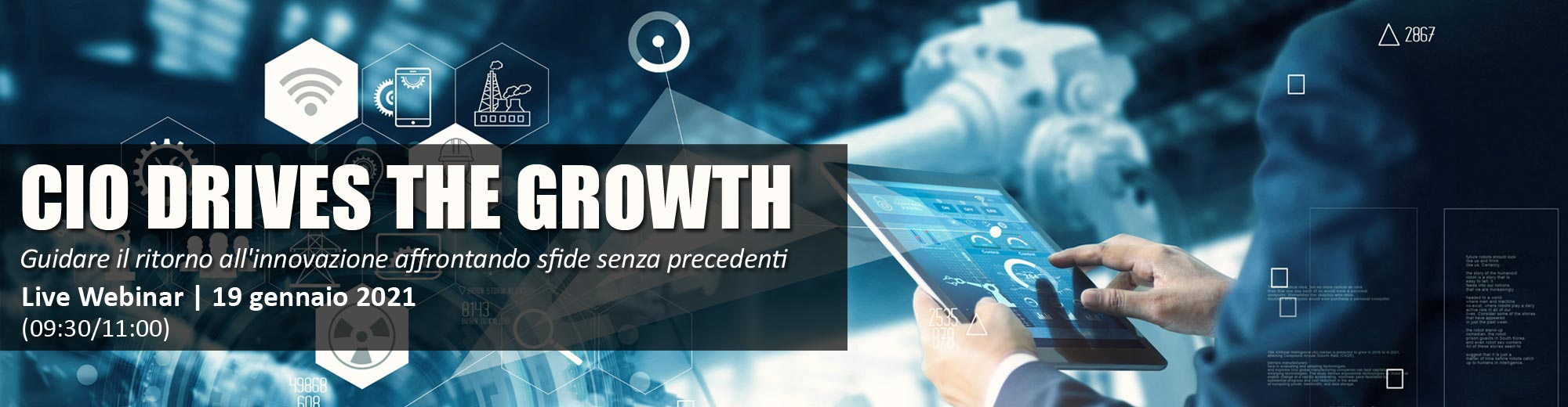CIO Drives The Growth