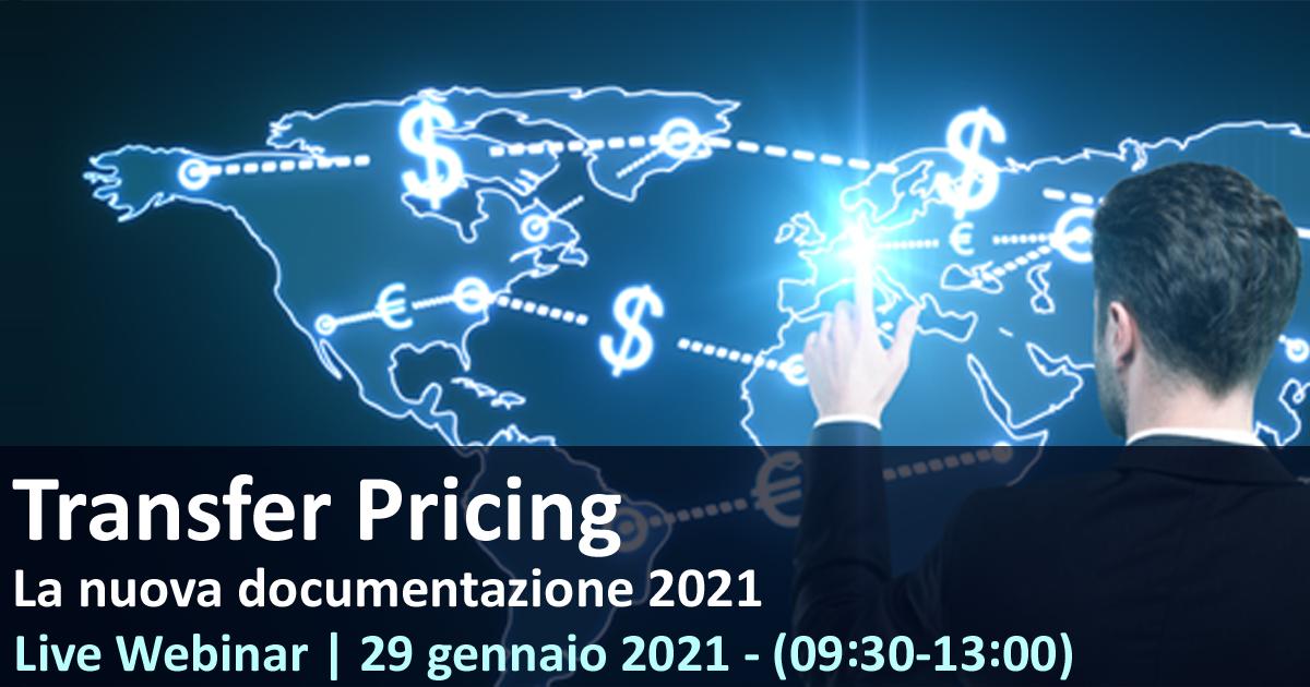 Transfer Pricing: la nuova documentazione 2021   Business ...